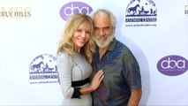 Tommy Chong and Shelby Chong 2019 Daytime Beauty Awards Red Carpet