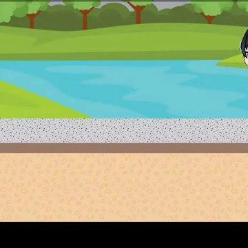 Cartoon ft Daniel Levi - on & on lyrics video // Gacha life //