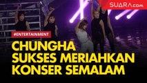 Chung Ha Sukses Panaskan Panggung Smartfren Wow Concert 2019