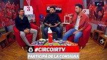 """#IRTV Fede Domínguez:""""Fue un lujo haber jugado con Gabi Milito y el Cholo Guiñazú"""""""