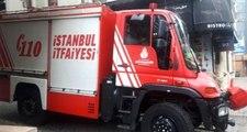 Son dakika: Eminönü'nde 4 katlı otelde çıkan yangın paniğe neden oldu