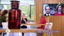 """Valérie Trierweiler s'agace sur France 5 des questions sur François Hollande: """"Non, mais on est là pour faire une émission sur lui ? Ce n'est que 3 pages dans mon livre !"""""""