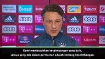 Kovac Ungkap Kemungkinan Coutinho dan Muller Bermain Bersama