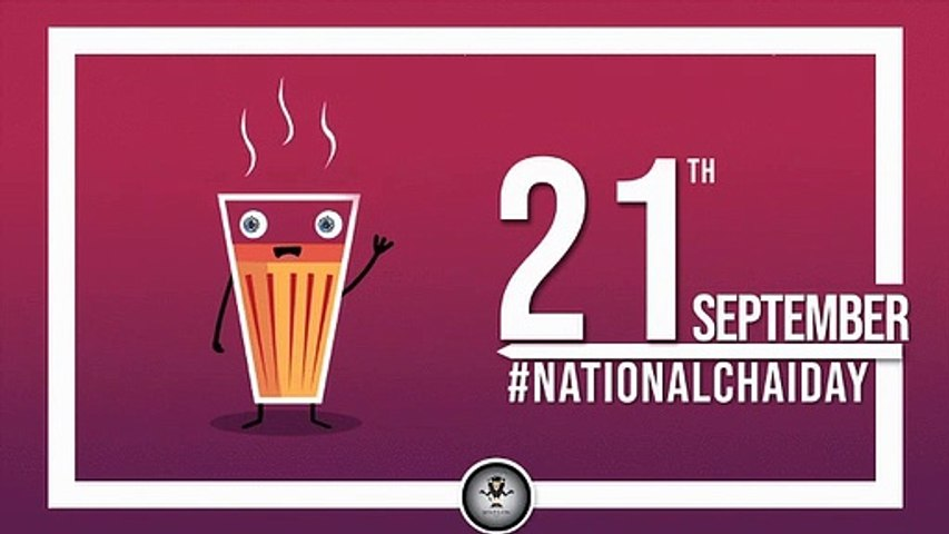 National Chai Day