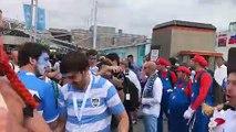 France - Argentine : l'ambiance monte à Tokyo