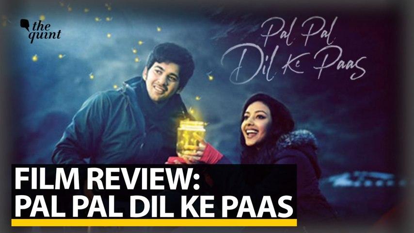 Film Review | Pal Pal Dil Ke Paas | The Quint