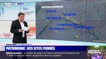 Journées du Patrimoine: de nombreux sites fermés à Paris