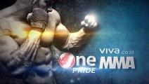 """Pada """"Ngegas"""" di Timbang Badan One Pride MMA #32"""