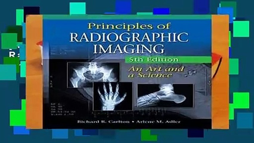 [FREE] Principles of Radiographic Imaging: An Art and a Science