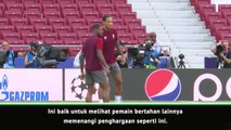 Kaka dukung Van Dijk untuk menjadi pemain terbaik FIFA
