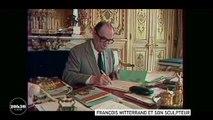 Comment le président François Mitterrand n'a jamais vraiment accepté le regard du sculpteur qui réalisait son buste