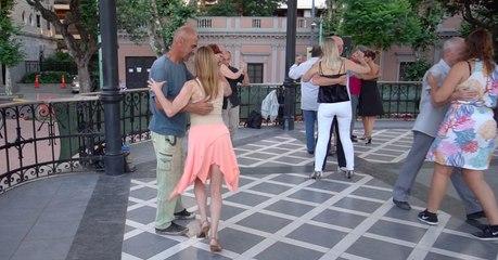 Arjantin'de TANGO Dansı, Yaşam ve Gece hayatı