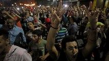 Egitto, in centinaia a Piazza Tahir per protestare contro il presidente Al Sisi