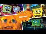 Nicktoons Full Movie Compilation (All Cutscenes from All Games)