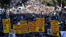 """Marche pour le climat : pour Greta Thunberg, """"ce n'est que que le début"""""""