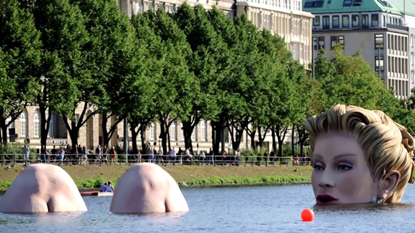 23 Ultimate Sculptures You Won't Believe Actually Exist