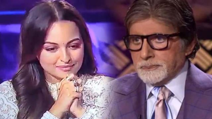 KBC 11: Sonakshi Sinha trolled for not giving answer of Amitabh's Ramayana Question | FilmiBeat