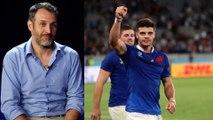 « Une équipe enthousiasmante pendant une mi-temps » - Rugby - Mondial - Bleus