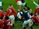 Rugby Union Five Nations 1989 - Scotland v Wales - Highlights