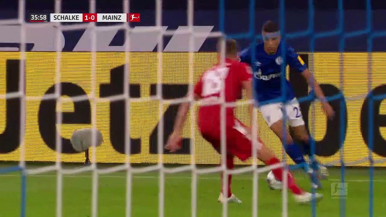 5. Hafta / Schalke 04 - Mainz 05: 2-1 (Özet)