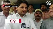 Deepender Singh Hooda Says BJP Must Go In Haryana