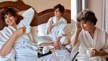 Sonali Bendre shares her relaxing moment in latest instagram post | FilmiBeat