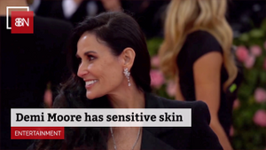 Demi Moore Talks About Her Skin