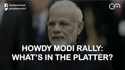 Trump To Attend 'Howdy Modi' Event On September 22