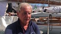 14th Monaco Classic Week - Francesco Gandolfi shipowner and skipper rabbit Interview Italy
