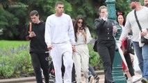 Kourtney Kardashian Spotted Holding Hands With Ex Younes Bendjima!