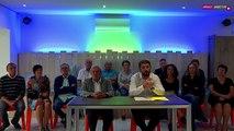 Municipales 2020 : Conférence de Presse de Jordan Dartier