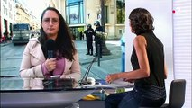 Manifestations à Paris : un impressionnant dispositif de sécurité sur les Champs-Élysées