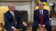 Trump: My Ukraine Call Was 'Perfectly Fine,' Biden's 'Demand' Was 'Total Disaster'