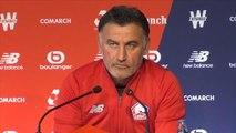 """6e j. - Galtier veut voir une équipe """"en mode guerrier"""" contre Rennes"""