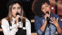 Coldplay (Yellow)   Yvette vs Liv Del Estal   The Voice France 2018   Duels