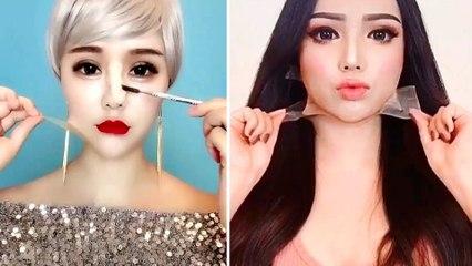 The Power of Makeup Beautiful Makeup Transformations Compilation