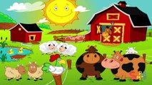 Who Took The Cookie? (Farm Animals Version) | + More Kids Songs
