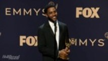 Jharrel Jerome Talks Lead Actor in a Limited Series or Movie Win For 'When They See Us' | Emmys 2019