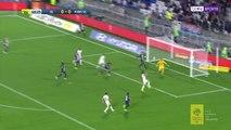 Ligue 1: Lyon 0-1 PSG