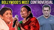 Ranu Mondal's Controversies With Lata Mangeshkar, Her Daughter   Salman Khan, Himesh Reshammiya