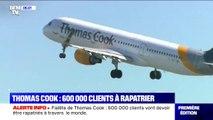 Faillite de Thomas Cook: près de 600.000 clients dans le monde vont devoir être rapatriés
