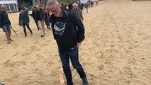 200 personnes marchent pour le climat