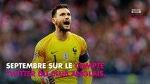 Hugo Lloris est papa pour la troisième fois : Le footballeur rate un match