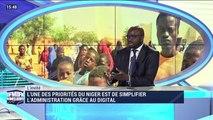 Le Niger en pleine transformation numérique - 21/09