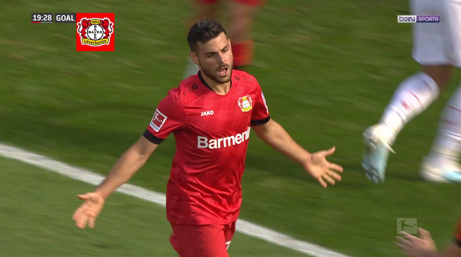 Bundesliga - Le Bayer a vite plié l'affaire