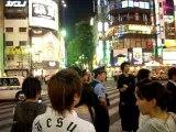 Tokyo, La rue des lumières, voyage au Japon 2007