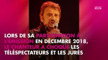 "David Hallyday ""bluffé"" par Jean-Baptiste Guégan, le sosie vocal de Johnny"