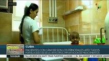 Canciller cubano presenta informe sobre daños del bloqueo de EEUU