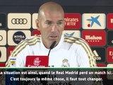 Real - Zidane pas inquiet par la rumeur Mourinho