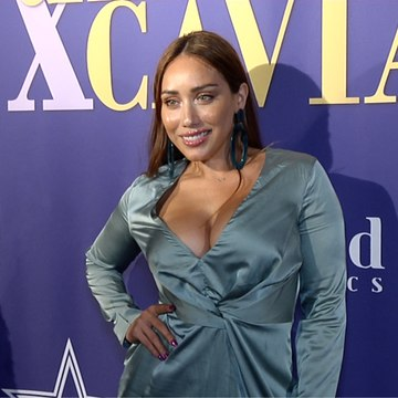 Korrina Rico 2019 Golden Soiree Emmy Celebration Red Carpet